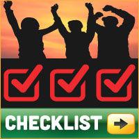 Mijn Checklist Samenstellen voor de daguitstap op de Nationale Feestdag