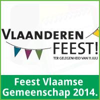 Top Activiteiten op Feest Vlaamse Gemeenschap 11 juli 2014. via http://www.feestdagen-belgie.be/