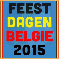 De datums van de Belgische feestdagen voor het kalender jaar 2015 via http://wwwdev.feestdagen-belgie.be/