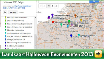 Halloween 2013 Belgie via www.feestdagen-belgie.be