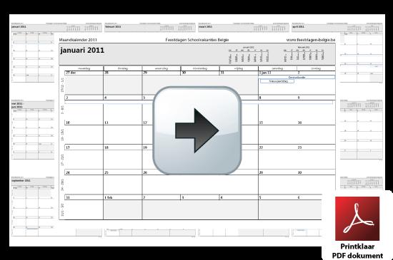 maand-kalender-2011-belgie-feestdagen-schoolvakanties-agenda-gratis-download.pdf via www.feestdagen-belgie.be