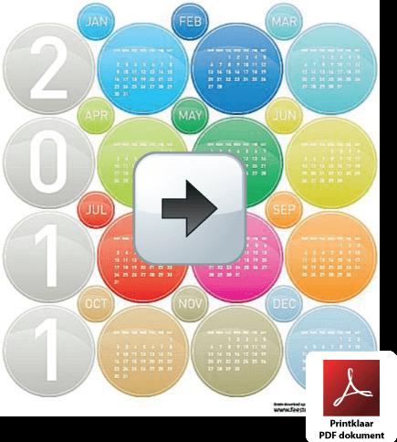 jaar-kalender-2011-belgie-feestdagen-schoolvakanties-fullcolor-modern-zachte-kleuren.pdf via www.feestdagen-belgie.be