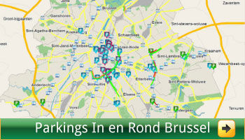 Parkeerplaatsen In en rond Brussel via www.feestdagen-belgie.be
