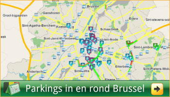 Parkings Brussel via www.feestdagen-belgie.be