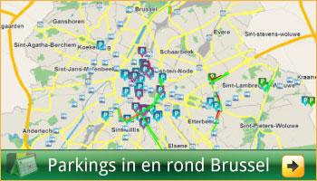 Parkings Brussel via www.feestdagen-belgie.be