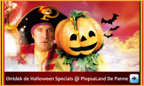Halloween 2012 in pretpark Plopsaland De Panne te Adinkerke via www.feestdagen-belgie.be