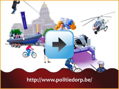 Alles over het Politiedorp Poelaertplein Brussel via www.feestdagen-belgie.be