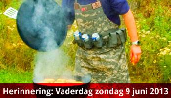 Vader verdient beter dan een barbecue als Vaderdag geschenk 2013. via http://www.feestdagen-belgie.be/